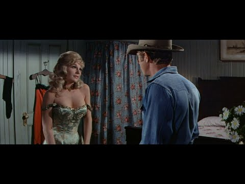 Steve McQueen and Joanna Moore. Sexy . Nevada Smith 1966