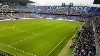 Video Gol Pertandingan Malaga vs Lazio