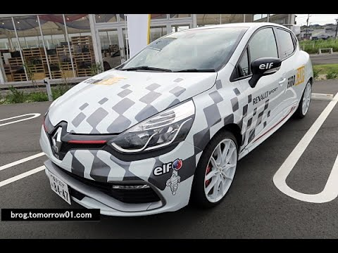 Renault Lutecia R.S Chassis Cup