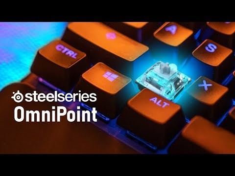 Did Steelseries Create The ULTIMATE Keyboard Switch?