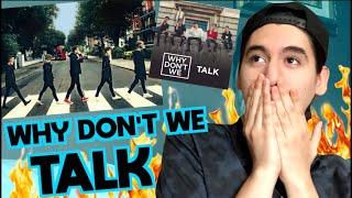 Baixar Why Don't We - Talk | REACCIÓN