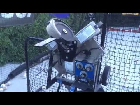 Three Wheel Hack Attack Pitching Machine Review