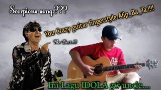 Download Lagu GILAAA.!!!! LAGU SEHEBAT INI MAIN DI LIBAASS AJA Alip_Ba_Ta (Scorpions) mp3