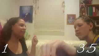 Whisper Challenge #1 with Amy | Jessica Clarke