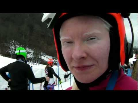 Great Britain's Kelly Gallagher and Charlotte Evans take their first gold of season
