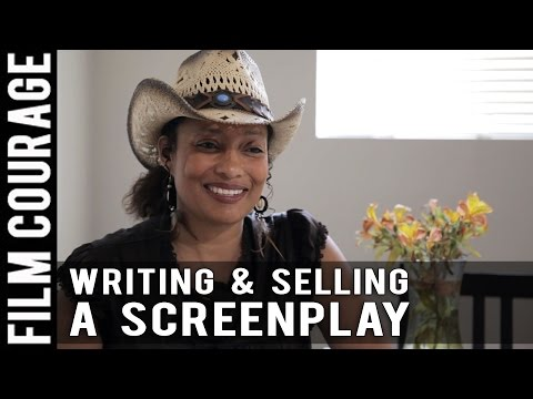 Writing and Selling A Screenplay (and a lot more!) - Tamika Lamison Full Interview