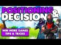 Win More Games! | Smart Decision Making & Positioning Tips and Tricks | Fortnite Battle Royale