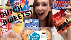 **Trying DUTCH Candy!!** | YvesyM