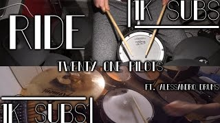Ride (1,000 SUBSCRIBERS)- Drum Cove...