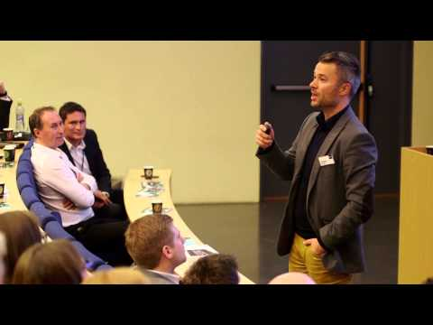 Brilliant collaboration: Frode Sandal - Alle mann til pumpene! Nytt intranett på 90 dager