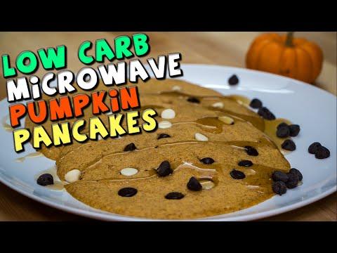 low-carb-microwave-pumpkin-pancakes-recipe