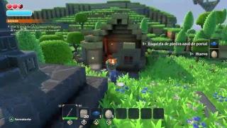 Comienza la aventura! /Portal Knights Ps4 /Matias Gaming