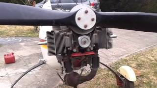 ulm moteur zenoah G50