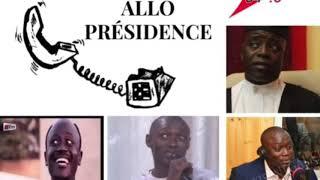 ALLO PRESIDENCE - PR : PER BUXAR - 06 MAI 2020