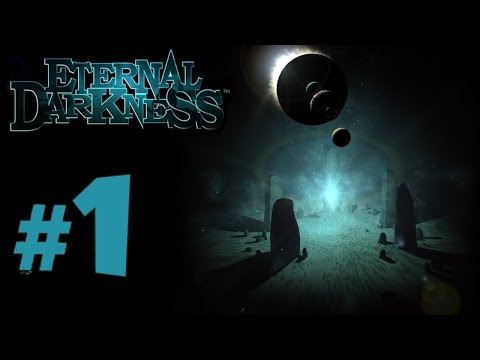 Let's Play Eternal Darkness ft. Mike (#1) - Danger Lurks