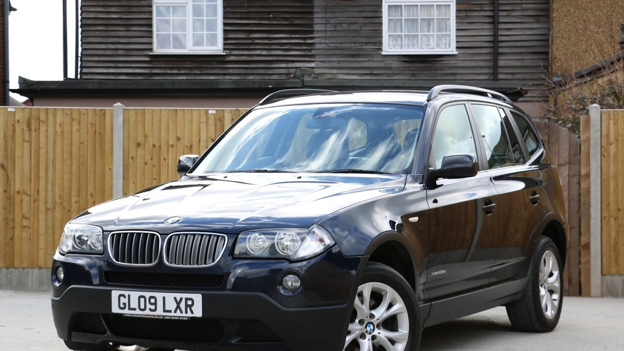 bmw x3 xdrive se edition premium turbo diesel 177 ps. Black Bedroom Furniture Sets. Home Design Ideas