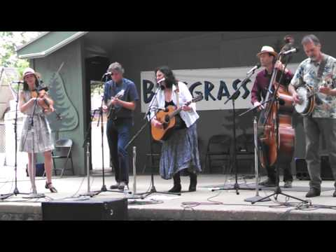 The Kathy Kallick Band feat. Annie Staninec performing
