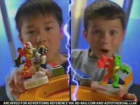 Fusion Crew Toy Commercial (2005)