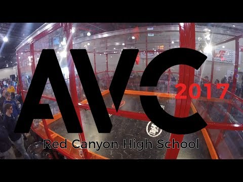 AVC 2017 Combat Bots - Red Canyon High School