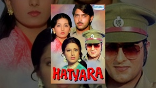 Hatyara - Hindi Full Movie - Vinod Khanna, Moushumi Chatterjee, Rakesh Roshan - Hit Hindi Movie