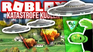 ALIENS WOULD ABDUCT ME! :: Vercinger in Roblox disaster Ball Danish