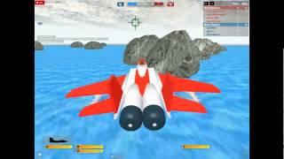 Roblox: Jet Fighting