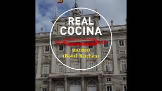 Real Cocina del Palacio Real