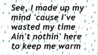 Ashanti Rain On Me With Lyrics
