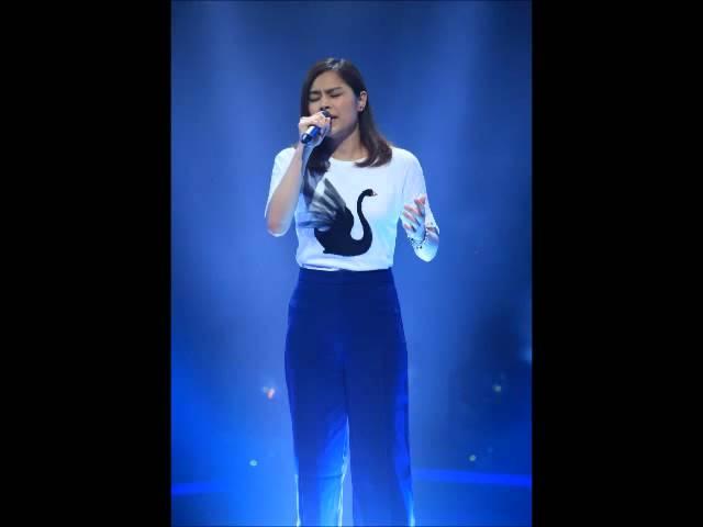 中國好聲音 第四季 - 第四期 2015-08-07 李幸倪 - 心痛 無雜音版