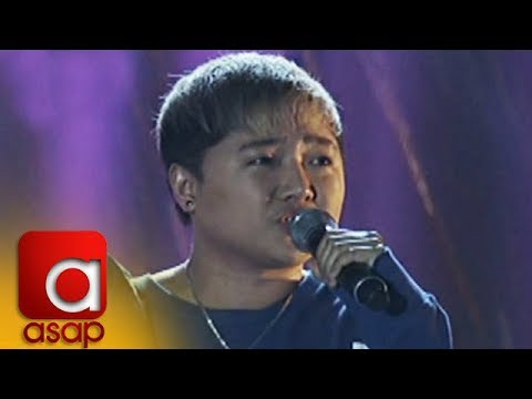ASAP: Jake Zyrus sings