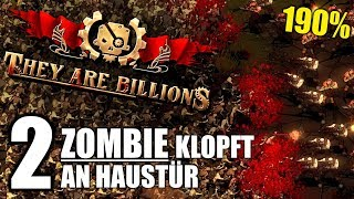 Zombie klopft an Haustür! -02- They Are Billions - Let