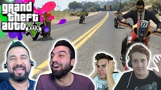 HASAN ABİYE VURUN LÜTFEEEN! | EKİPLE GTA 5 ONLINE