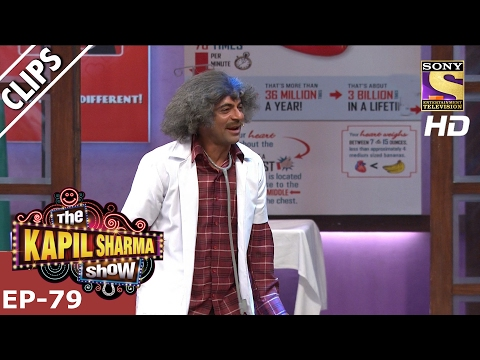 Dr. Mashoor Gulatisteals the show with the'Kaabil' gang – The Kapil Sharma Show - 4th Feb 2017