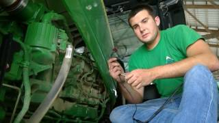 John Deere 9410R HP9040 Module Installation