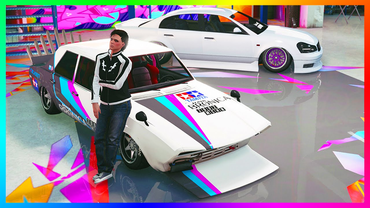 What GTA 5 Vehicles Would Look Like After Benny\'s Upgrades + New ...