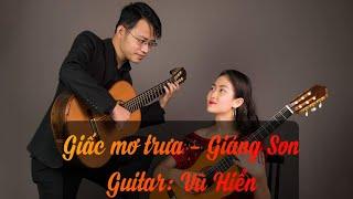 Giấc mơ trưa guitar