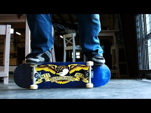 Awesome Freestyle Skateboarding (PHANTOM 750FPS SLOW MOTION) - LFTJ #1