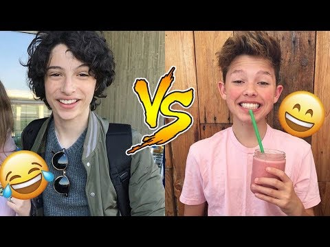 Finn Wolfhard VS Jacob Sartorius - Who Is Funnier? 😊😊😊 - CUTE AND FUNNY MOMENTS 2018