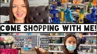 Come Shopping | B&M Garden Centre | Charity Shops | Thrifting | TK Maxx | Garden Update Kate McCabe