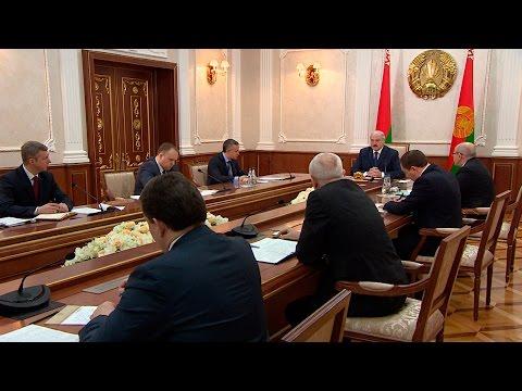 Лукашенко возмущен ситуацией