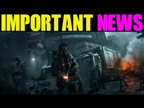 THE DIVISION - OFFICIAL 1.7 RELEASE DATE, D3-FNC NERF & MORE! (STATE OF THE GAME RECAP)