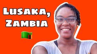 The Return Ep. 5   Lusaka has more malls than hospitals!!   In'utu J. Mubanga   Small Youtuber