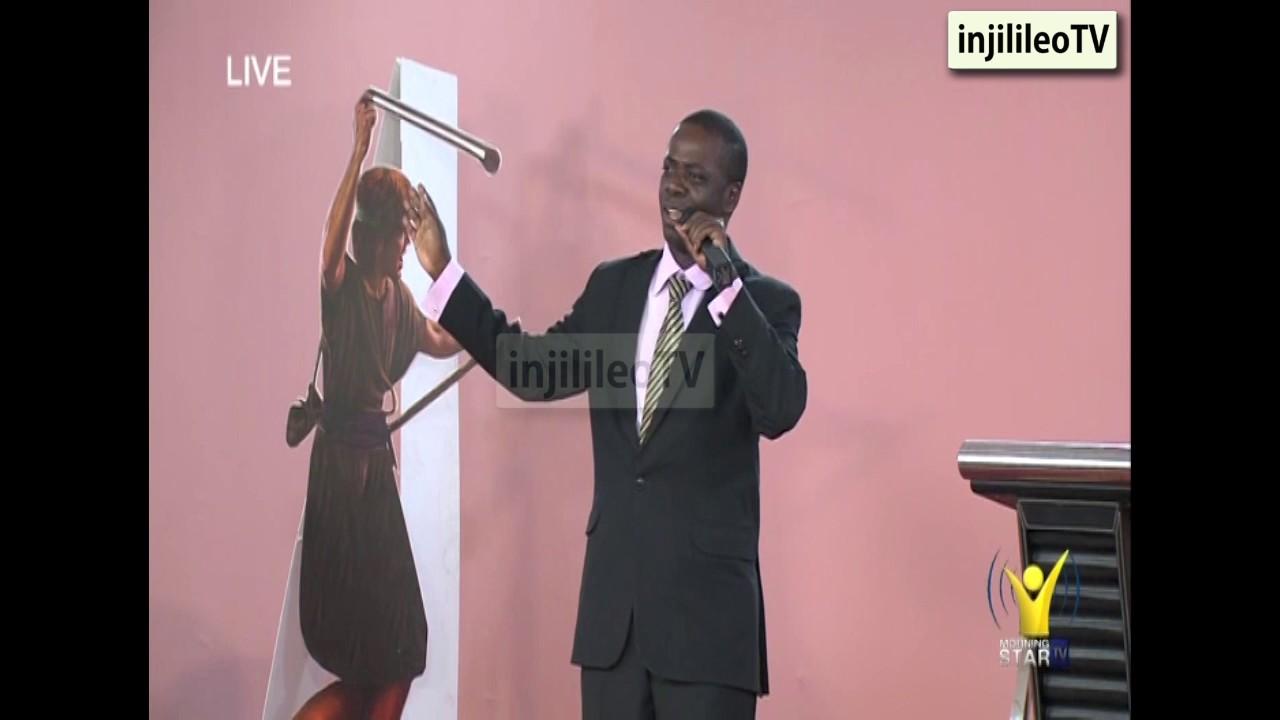 """Ushindi Hatimaye 2017 EPISODE 6- """"Wanandoa msiwe wasiri""""- Mch Semba-"""