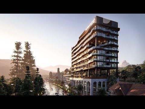 TD hotel (Lumion 8)  - Odin architects