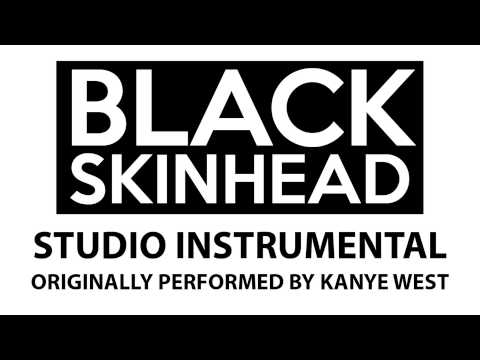 Black Skinhead (Cover Instrumental) [In the Style of Kanye West]
