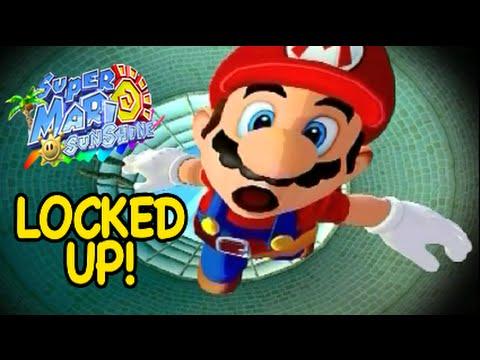 Mario Got Locked Up Super Mario Sunshine Gamecube Youtube