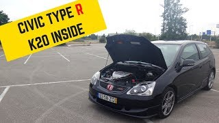 honda civic type r ep3 portugal stock and modified car reviews