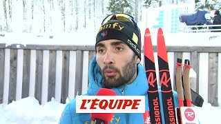 Fourcade envisage une impasse - Biathlon - CM (H)