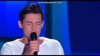 The Voice Australia 2012 : The A Team ( Mitchell Thompson )