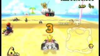 Mario Kart Wii (Anew) ~ Introducing….the Wii Wheel!
